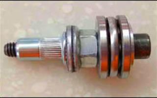 Простое устройство для резьбовых заклёпок
